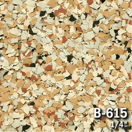 b615a flake resin flooring material colors - colored resin flakes