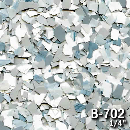 b702a flake resin flooring material colors - colored resin flakes
