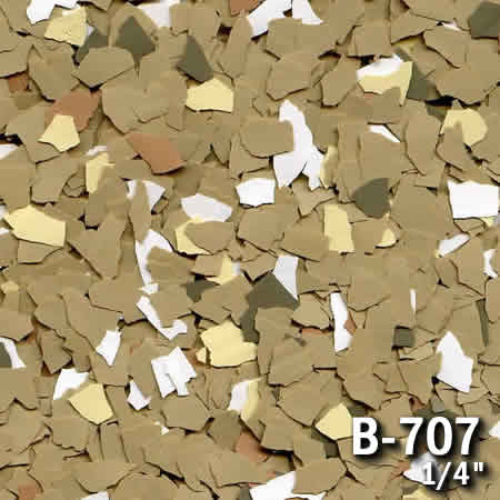 b707a flake resin flooring material colors - colored resin flakes