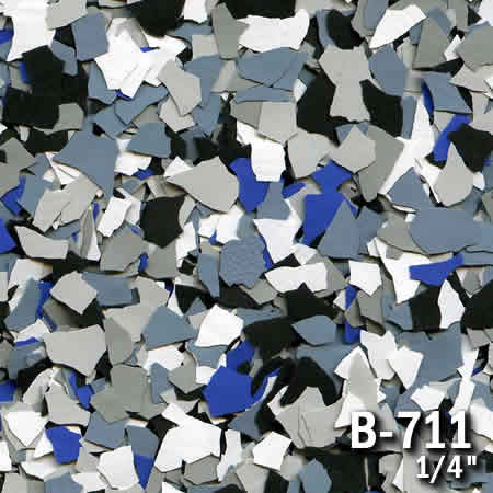 b711a flake resin flooring material colors - colored resin flakes