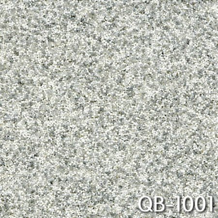 qb1001 quartz resin flooring material colors