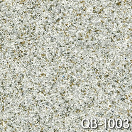 qb1003 quartz resin flooring material colors